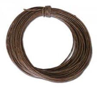 Ledersehne, 1 m lang, ca 2,5 mm Durchmesser